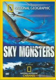 Sky Monsters - (Region 1 Import DVD)