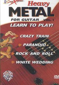 Songxpress:Heavy Metal Vol. 1 - (Region 1 Import DVD)