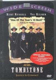 Tombstone - (Region 1 Import DVD)