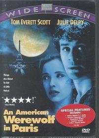 American Werewolf in Paris - (Region 1 Import DVD)