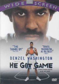 He Got Game - (Region 1 Import DVD)