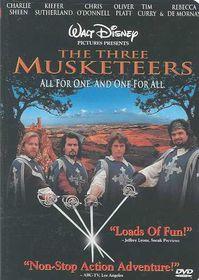Three Musketeers - (Region 1 Import DVD)