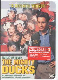 Mighty Ducks - (Region 1 Import DVD)