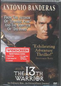13th Warrior - (Region 1 Import DVD)