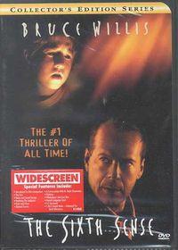 Sixth Sense - (Region 1 Import DVD)