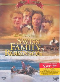 Swiss Family Robinson - (Region 1 Import DVD)