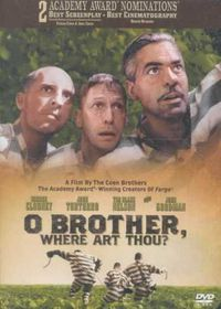 O Brother Where Art Thou - (Region 1 Import DVD)