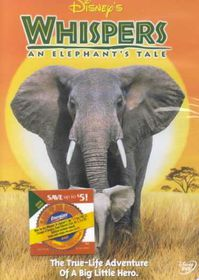Disney's Whispers:Elephant's Tale - (Region 1 Import DVD)