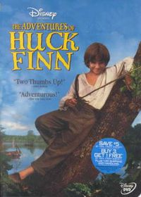 Adventures of Huck Finn - (Region 1 Import DVD)