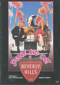 Down & out in Beverly Hills - (Region 1 Import DVD)