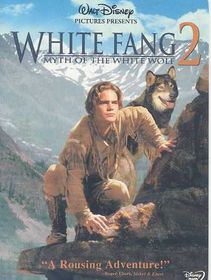 White Fang 2:Myth of the White Wolf - (Region 1 Import DVD)