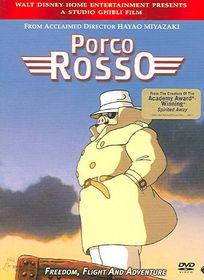 Porco Rosso - (Region 1 Import DVD)