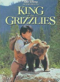King of the Grizzlies - (Region 1 Import DVD)