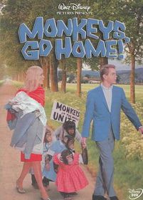 Monkeys Go Home - (Region 1 Import DVD)