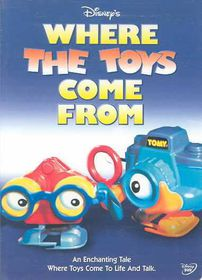 Where the Toys Come from - (Region 1 Import DVD)