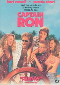 Captain Ron (Region 1 Import DVD)