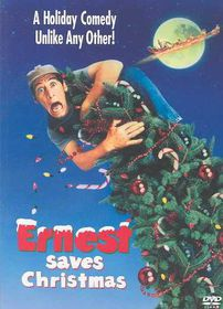 Ernest Saves Christmas - (Region 1 Import DVD)