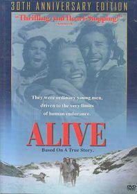 Alive - (Region 1 Import DVD)