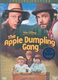Apple Dumpling Gang - (Region 1 Import DVD)