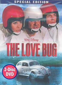 Love Bug - (Region 1 Import DVD)