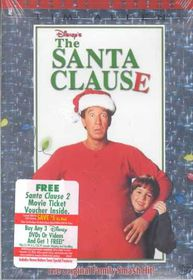 Santa Clause Special Edition - (Region 1 Import DVD)