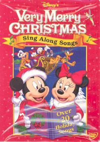 Disney's Very Merry Christmas - (Region 1 Import DVD)
