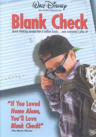 Blank Check - (Region 1 Import DVD)