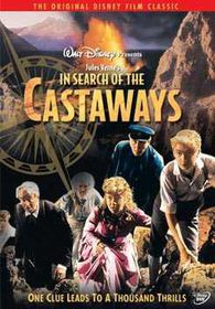 In Search of the Castaways - (Region 1 Import DVD)