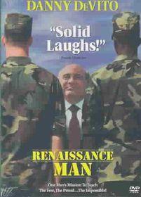 Renaissance Man - (Region 1 Import DVD)