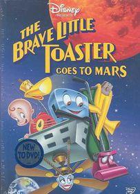 Brave Little Toaster Goes to Mars - (Region 1 Import DVD)