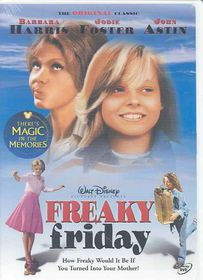 Freaky Friday (1976) - (Region 1 Import DVD)