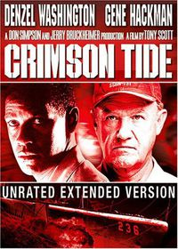 Crimson Tide: Unrated Extended Cut - (Region 1 Import DVD)