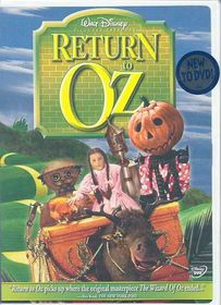 Return to Oz - (Region 1 Import DVD)