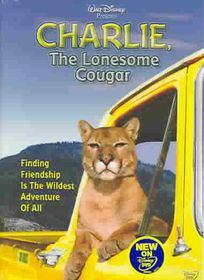 Charlie the Lonesome Cougar - (Region 1 Import DVD)