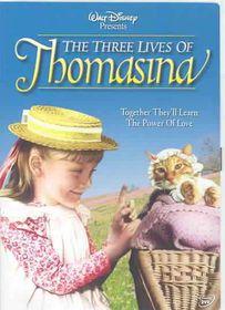 Three Lives of Thomasina - (Region 1 Import DVD)