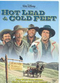 Hot Lead & Cold Feet - (Region 1 Import DVD)