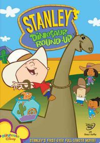 Stanley's Dinosaur Round up - (Region 1 Import DVD)