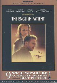 English Patient: Miramax Collector's Edition - (Region 1 Import DVD)