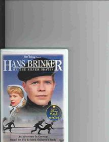 Hans Brinker or the Silver Skates - (Region 1 Import DVD)