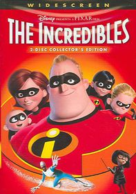 Incredibles - (Region 1 Import DVD)