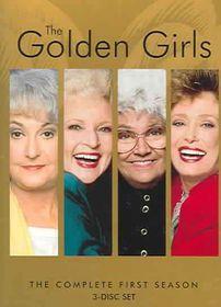 Golden Girls: Season One 20th Anniversary - (Region 1 Import DVD)