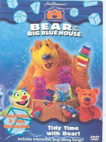 Bear in the Big Blue House:Tidy Time - (Region 1 Import DVD)