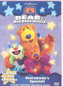 Bear in the Big Blue House - Everybody's Special - (Region 1 Import DVD)