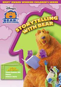 Bear in the Big Blue House - Storytelling With Bear - (Region 1 Import DVD)