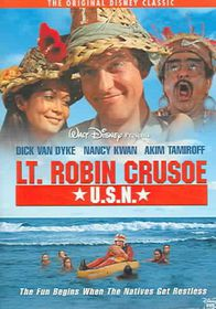 Lt Robin Crusoe Usn - (Region 1 Import DVD)