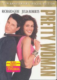 Pretty Woman: 15th Anniversary Special Edition - (Region 1 Import DVD)
