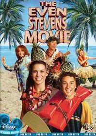 Even Stevens Movie - (Region 1 Import DVD)