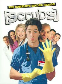 Scrubs:Season Two - (Region 1 Import DVD)