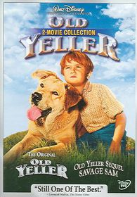 Old Yeller:2 Movie Collection - (Region 1 Import DVD)