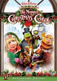 Muppet Christmas Carol - (Region 1 Import DVD)